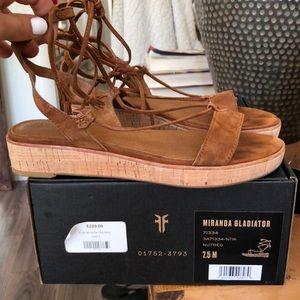 ed4fd77bd4d2 Frye Shoes - Frye Miranda Gladiator Sandal